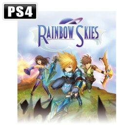 7cffec4cd3304  PS4 Rainbow Skies 日本一ソフトウェア  PLJM-16247 PS4 レインボースカイ