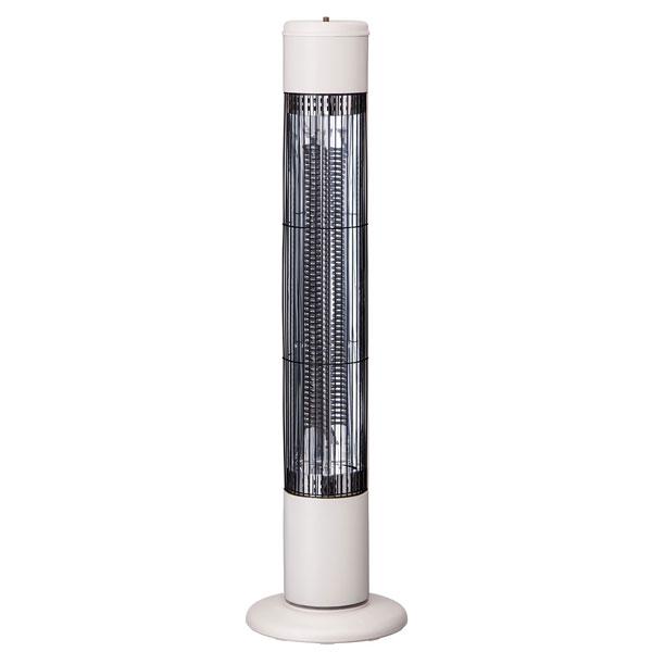 CB-T1831IV スリーアップ 電気ストーブ【カーボンヒーター】(アイボリー) 【暖房器具】Three-up NOPPO(ノッポ)