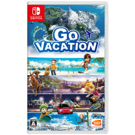 【Nintendo Switch】GO VACATION バンダイナムコエンターテインメント [HAC-P-AF2GC NSW ゴーバケーション]