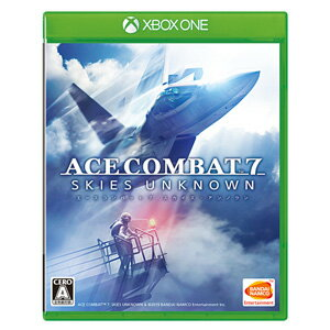 【封入特典付】【Xbox One】ACE COMBAT 7: SKIES UNKNOWN バンダイナムコエンターテインメント [NJJ-00001 XBOX ONE エースコンバット7]
