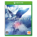 【封入特典付】【Xbox One】ACE COMBAT 7: SKIES UNKNOWN バンダイナムコエンターテインメント [NJJ-00001 XBOX ONE …