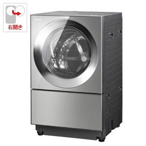 (標準設置料込)NA-VG2300R-X パナソニック 10.0kg ドラム式洗濯機【右開き】プレミアムステンレス Panasonic Cuble(キューブル)