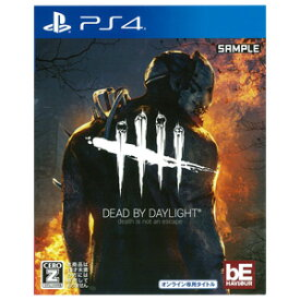 【PS4】Dead by Daylight 3goo [PLJM-16320 PS4 デッドバイデイライト]