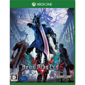 【封入特典付】【Xbox One】デビル メイ クライ 5 カプコン [JES1-00477 XBox デビルメイクライ5]