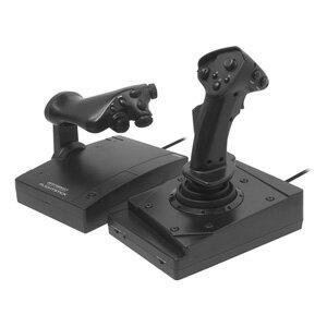 【PS4】『エースコンバット7 スカイズ・アンノウン』対応フライトスティック for PlayStation 4 ホリ [PS4-094 PS4 フライトスティック]