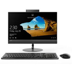 F0D40095JP レノボ 21.5型 デスクトップパソコン Lenovo ideacentre AIO 520 [Core i3/メモリ 8GB/HDD 1TB/Office H&B Premium]