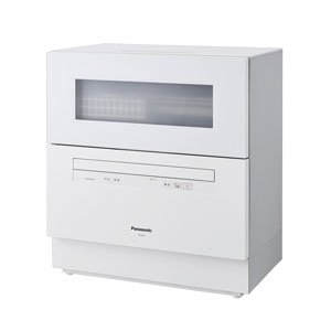 NP-TH2-W パナソニック 食器洗い乾燥機(ホワイト) 【食洗機】【食器洗い機】 Panasonic