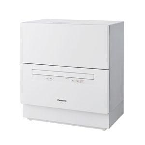 NP-TA2-W パナソニック 食器洗い乾燥機(ホワイト) 【食洗機】【食器洗い機】 Panasonic