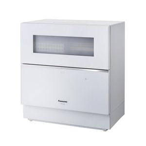 NP-TZ100-W パナソニック 食器洗い乾燥機(ホワイト) 【食洗機】 Panasonic