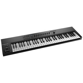 KOMPLETE KONTROL A61 ネイティブインストゥルメンツ 61鍵MIDIキーボード・コントローラ Native Instruments