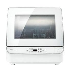 ADW-GM1-W アクア 食器洗い機(ホワイト) 【食洗機】【送風乾燥機能付き】 AQUA