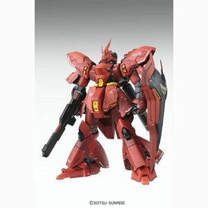 【再生産】1/100 MG MSN-04 サザビー Ver.Ka(機動戦士ガンダム 逆襲のシャア) バンダイ