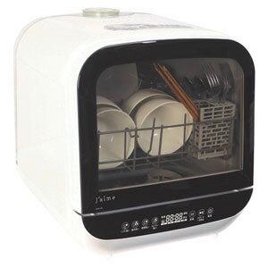 SDW-J5L(W) エスケイジャパン 食器洗い乾燥機(ホワイト) 【食洗機】【工事・分岐水栓不要】