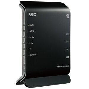 PA-WG1200HS3 NEC 11ac対応 867+300Mbps 無線LANルータ(親機単体)