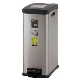 40353 不二貿易 キューブステップビン EK9238MT 30L EK9238MT-30L ダストボックス ゴミ箱