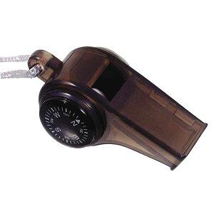 BS-112 豊光 防犯用警笛 (温度計・コンパス付) TMC ホイッスル [BS112トヨミツ]