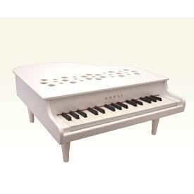 1162-P32-ホワイト カワイ ミニピアノ(ホワイト) KAWAI グランドピアノタイプ