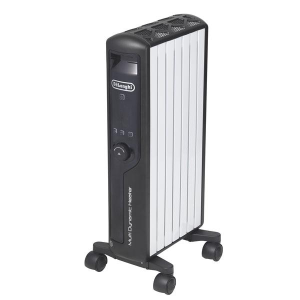 MDHU09-BK デロンギ マルチダイナミックヒーター(6〜8畳) 【暖房器具】De'Longhi