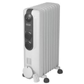 RHJ35M0812-DG デロンギ オイルヒーター(8〜10畳) 【暖房器具】De'Longhi AmiCald(アミカルド) [RHJ35M0812DG]