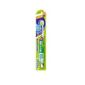 クリアクリーン ハブラシ 歯面&すき間プラス コンパクト ふつう 1本 花王 CCハブシメスキ コンM