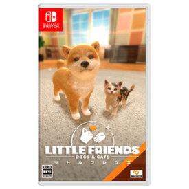 【Nintendo Switch】LITTLE FRIENDS - DOGS & CATS - イマジニア [HAC-P-AQQDA NSW リトルフレンズ]