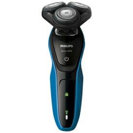 S5060/05 フィリップス 電気シェーバー(アクアテックブルー/ブラック) PHILIPS series 5000