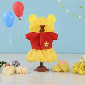 レミン&ソラン くまのプーさん パーカーセット バンダイ 【Disneyzone】