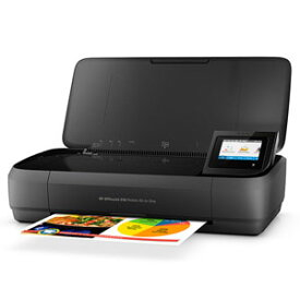 CZ992A#ABJ HP(エイチピー) A4カラープリント対応 インクジェットプリンタ複合機 HP OfficeJet 250 Mobile AiO(CZ992A#ABJ)