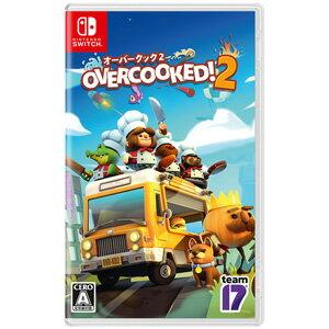 【Nintendo Switch】Overcooked 2 - オーバークック2 ポケット [HAC-P-AKXEA NSW オーバークック2]