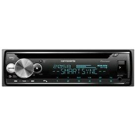 DEH-6500 パイオニア CD/Bluetooth/USB/チューナー・DSPメインユニット1DIN carrozzeria(カロッツェリア)