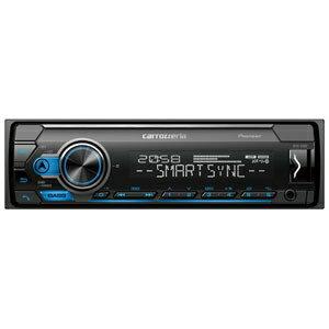 MVH-5500 パイオニア Bluetooth/USB/チューナー・DSPメインユニット1DIN carrozzeria(カロッツェリア)