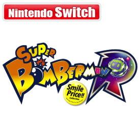 【Nintendo Switch】SUPER BOMBERMAN R SMILE PRICE COLLECTION コナミデジタルエンタテインメント [RL001-J2 NSW スーパーボンバーマン Sプライス]