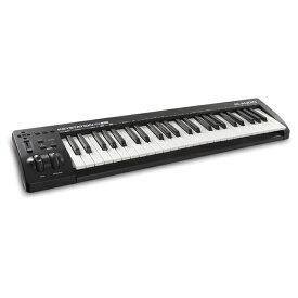 MA-CON-032 エムオーディオ 49鍵MIDIキーボード・コントローラ M-AUDIO Keystation 49 MK3