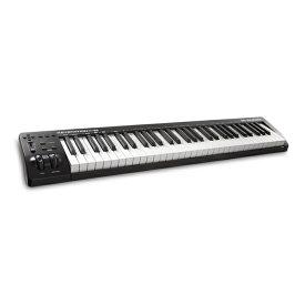 MA-CON-033 エムオーディオ 61鍵MIDIキーボード・コントローラ M-AUDIO Keystation 61 MK3