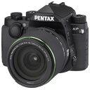 KP 18-135 BK ペンタックス デジタル一眼レフカメラ「PENTAX KP」18-135WRレンズキット(ブラック)
