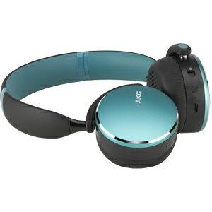 AKGY500BTGRN AKG Bluetooth対応ダイナミック密閉型ヘッドホン(グリーン) Y500 WIRELESS