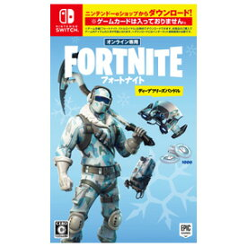 【Nintendo Switch】フォートナイト ディープフリーズバンドル ワーナー ブラザース ジャパン [HAC-J-AP3CA NSW フォートナイト DF]
