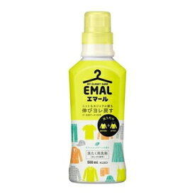 エマール リフレッシュグリーンの香り 本体 500ml 花王 エマ-ル リツチグリ-ン ホン