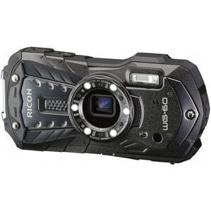 WG-60BK リコー デジタルカメラ「RICOH WG-60」(ブラック) RICOH