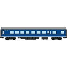 [鉄道模型]トラムウェイ 【再生産】(HO) TW20B-006 ナハネ20(黒)