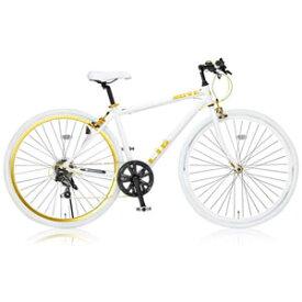 MOVE(19247) オオトモ 自転車 700c クロスバイク(ホワイト) OTOMO L.I.G. ムーブ