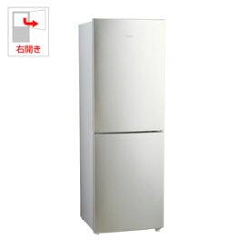 (標準設置料込)JR-NF270B-S ハイアール 270L 2ドア冷蔵庫(シルバー)【右開き】 Haier