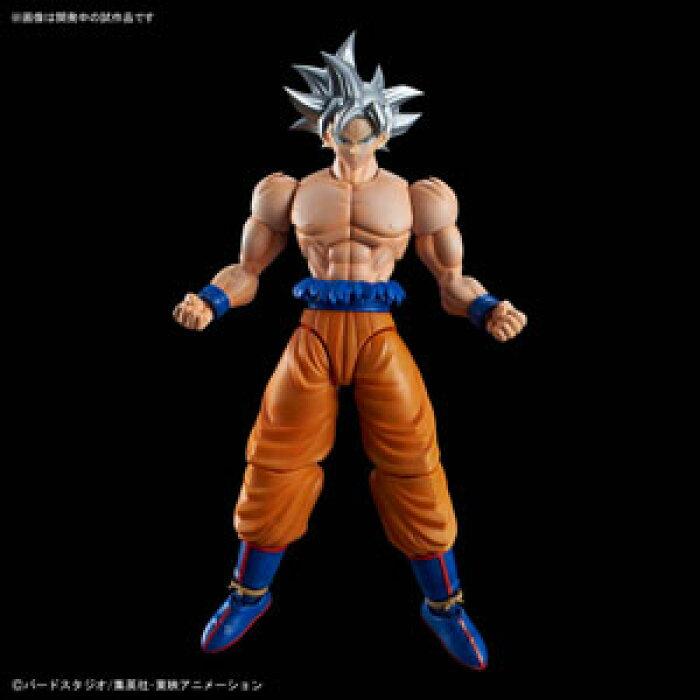 【再生産】Figure-rise Standard 孫悟空(身勝手の極意)(ドラゴンボール超) バンダイ