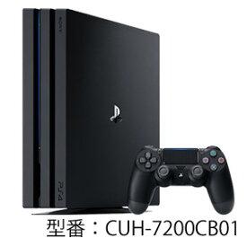 PlayStation 4 Pro ジェット・ブラック 2TB ソニー・インタラクティブエンタテインメント [CUH-7200CB01 PS4Proブラック2TB]