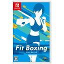 【Nintendo Switch】Fit Boxing イマジニア [HAC-P-ALMAA NSW フィットボクシング]