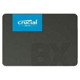 CT240BX500SSD1JP Crucial Crucial 3D NAND SATA 2.5inch SSD BX500シリーズ 240GB