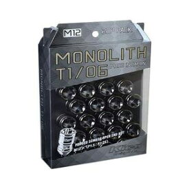 MN01GK KYO-EI モノリス M12 1.5 20P グロリアスブラック 協永産業