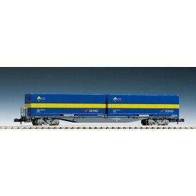 [鉄道模型]トミックス (Nゲージ) 8731 JR貨車 コキ107形(増備型・西濃運輸コンテナ付)