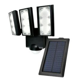 ESL-313SL ELPA ソーラー式LEDセンサーライト(3灯) ELPA