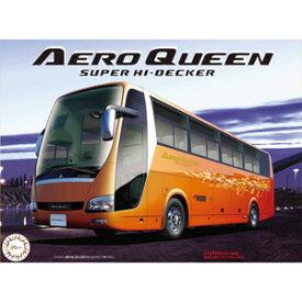 1/32 観光バスシリーズNo.4 三菱ふそう エアロクイーン スーパーハイデッカー【BUS-4】 フジミ